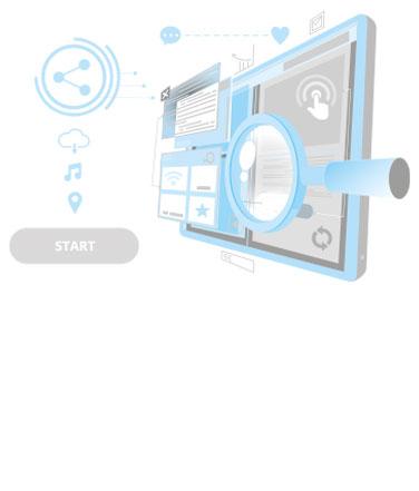 Phonocar Multimedia illustrazione Mediastation