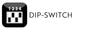 Phonocar Immagini INTERFACCE DIP-SWITCH