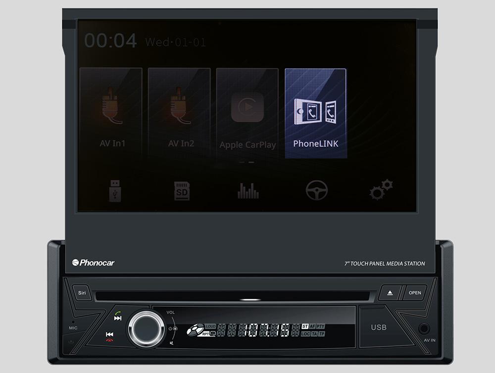 Phonocar VM046 Phonelink schermo