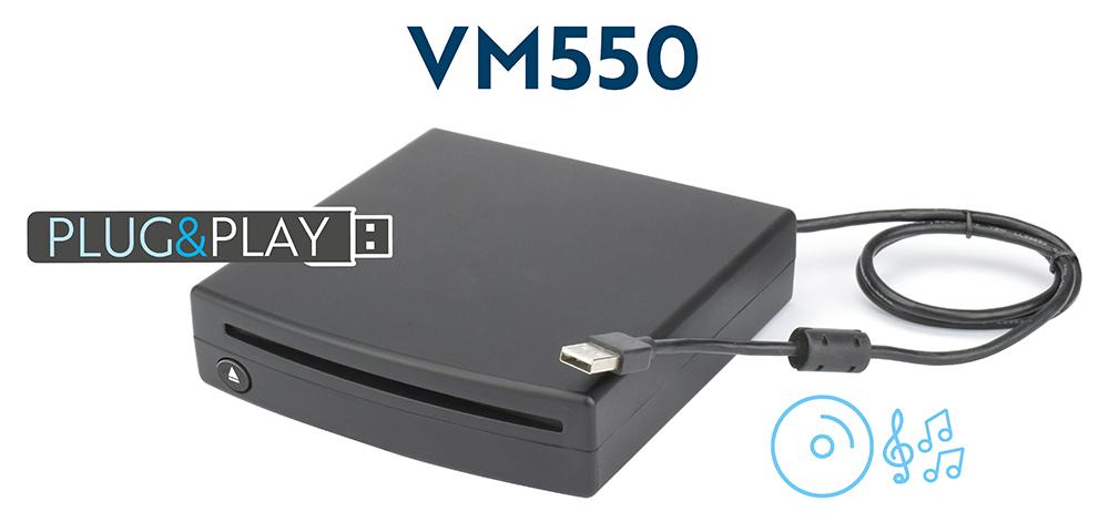 Phonocar VM550