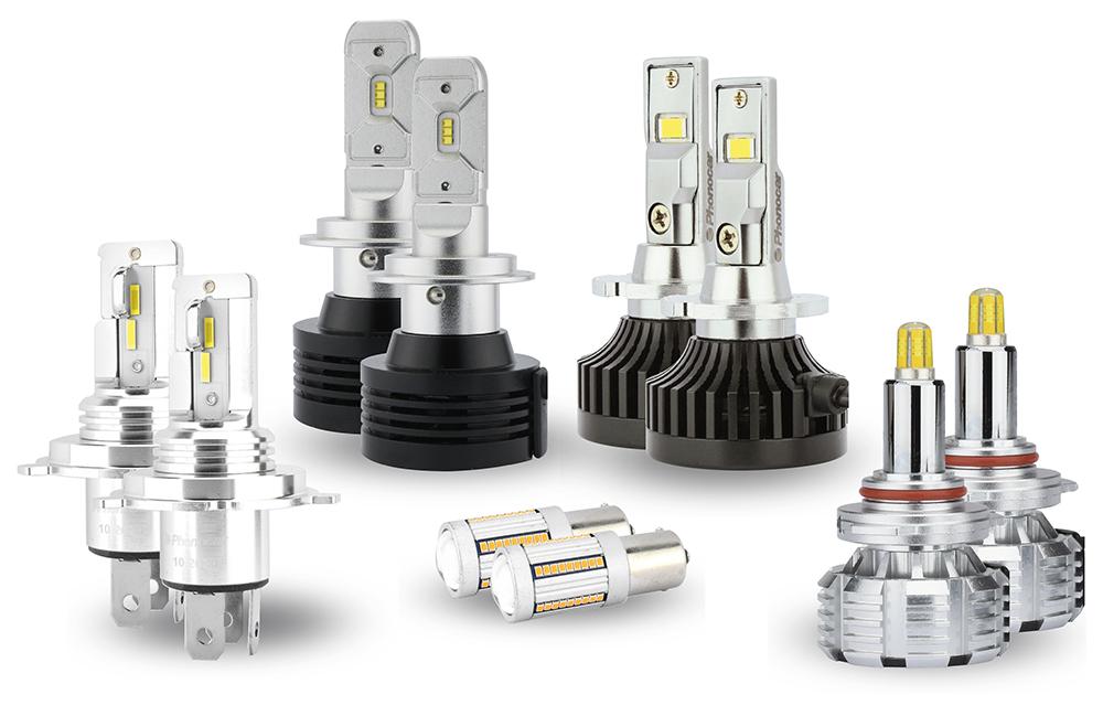 Phonocar led lamp group